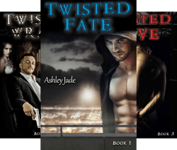 Twisted Fate Oct 04, 2015 by Ashley Jade